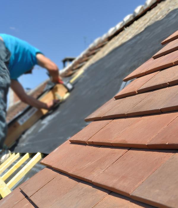 Couvreur professionnel pour la réfection de votre couverture toiture